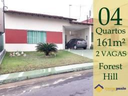 Casa em condomínio Fechado com 4 Quartos - Forest Hill - Aceita Financiamento
