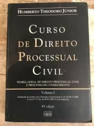 Livro: Curso de Direito Processual Civil - Humberto Theodoro