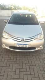 Toyota Etios XLS Sedan 1.5 R$35.500,00 (41) 99933 0321 - 2015