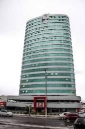 Sala comercial Terra Brasilis -Centro