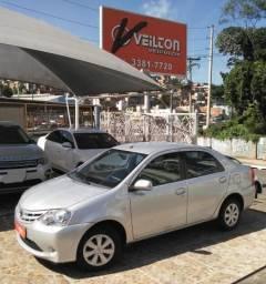 Toyota Etios Sedan 2013 1.5 XS Emplacado - 2013