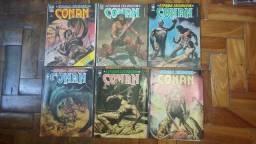 A Espada Selvagem de Conan (diversos números)