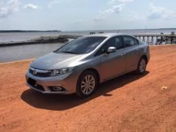 Honda Civic 2012 - LXS-1.8-flex Cambio Manual - 2012