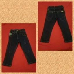 Calça jeans de menina!!!