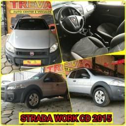 Strada working 1.4 2015 trevao veículos - 2015