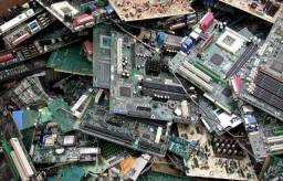 Recolho Sucata de informática / Memória / celulares velhos.