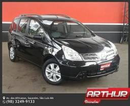 Nissan Livina S 1.6 Arthur Veiculos - 2012