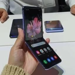 Samsung Z flip Ultravioleta