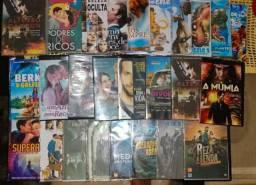 54 DVDs diversos