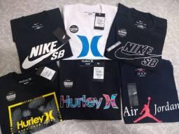 Camisas Nike ou Hurley ( PROMOÇÃO )