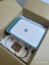 Impressora multifuncional HP Deskjet 2676 wifi - 300,00 em 6x s juro