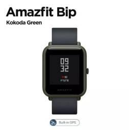AMAZFIT BIP + GPS (CAIXA LACRADA)