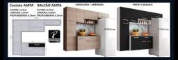 Armario de cozinha anita valor 370.00 nova da fabrica