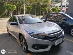 Honda Civic Turbo 2018 25 mil Km Novíssimo Oportunidade Imperdível