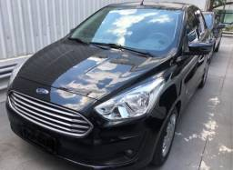 .Ford-2020 KÁ 1.5 Sedam Plus 12V -Flex-(Aut)-Único Dono! Garantia Fábrica!!!