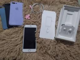 Iphone 7 plus 32 gb/ aceitamos cartões