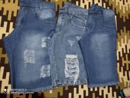 Bermudas Jeans e brim **REVENDA E LUCRE**