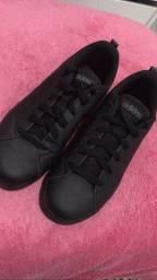 Tênis Preto Adidas Original