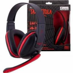 Headsets gamers com microfone