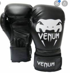 Luva Venom Muay Thai E Canelera Thunder