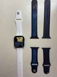 Apple watch series 4 44 gps e celular novinho