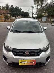 Fiat Mobi Drive 1.0 2018 com GNV. R$ 33.900