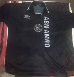 Camisa oficial ajax amsterdam - 1994-1995 (Away-Uniforme 3)