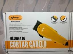 Máquina Cortar Cabelo Knup QR-8918
