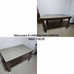 Mesa 06 cadeiras.