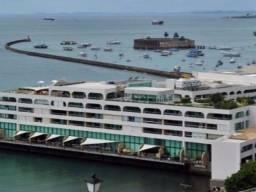 Título do anúncio: Apartamento Porto Trapiche 1 Quarto 94m2 Nascente Vista Mar Decorado Orla Contorno