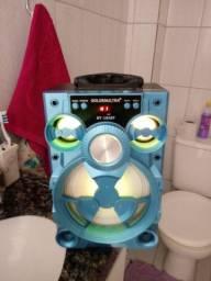 Caixa de som para consertar