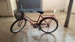 Bicicleta tropical semi nova