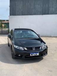 Honda civic 16/16 LXR. Aceito financiamento