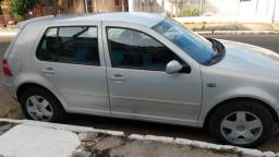Venda de carro golf 1.6 ano 2000 Completo