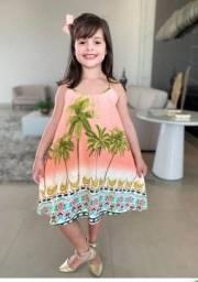 Vestido Estampa Conqueiros