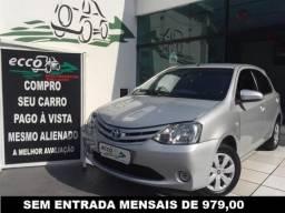 Toyota Etios Hatch Etios XS 1.5 (Flex) FLEX MANUAL