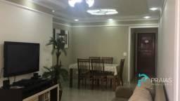 Apartamento à venda com 3 dormitórios em Enseada, Guarujá cod:75859