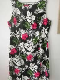 Dressbarn - Vestido floral
