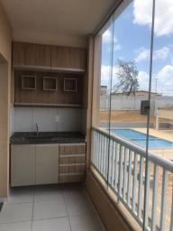 Apartamento - 3 quartos - no Altos do Calhau
