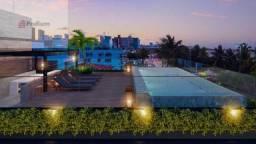 Apartamento à venda com 2 dormitórios em Cabo branco, João pessoa cod:15030