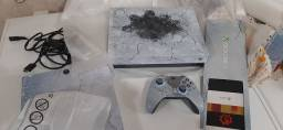 Xbox one x edição gears sem uso
