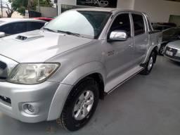 Toyota Hilux SRV Diesel automática 4x4 ano 10/11