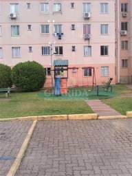 Apartamento à venda com 1 dormitórios em Vila nova, Porto alegre cod:198866