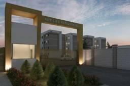 Art Life Residencial - Apartamento de 2 quartos em Araçatuba, SP - ID3817