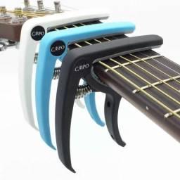 Capotraste Para Guitarra Ukulele