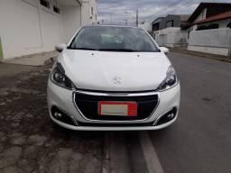 208 2017/2017 1.6 ALLURE 16V FLEX 4P AUTOMÁTICO