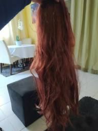 Aplique de cabelo, usado comprar usado  Guaíba