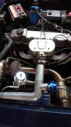Troco por Hornet Caravan turbo