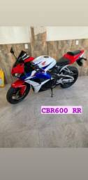 CBR600 RR 2011