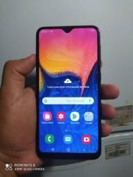 Samsung Galaxy A10 Top